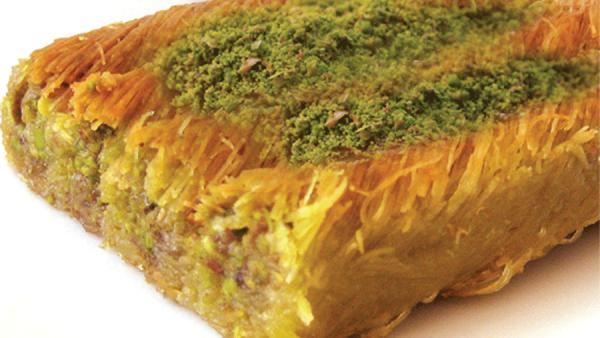 Shredded-Pastry